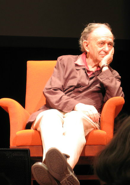 Frederick Wiseman in 2005. Picture by Charles Hayes, CC BY-SA 2.0 via Wikimedia Commons.