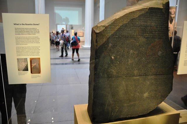 Champollion Reveals Decipherment Of The Rosetta Stone