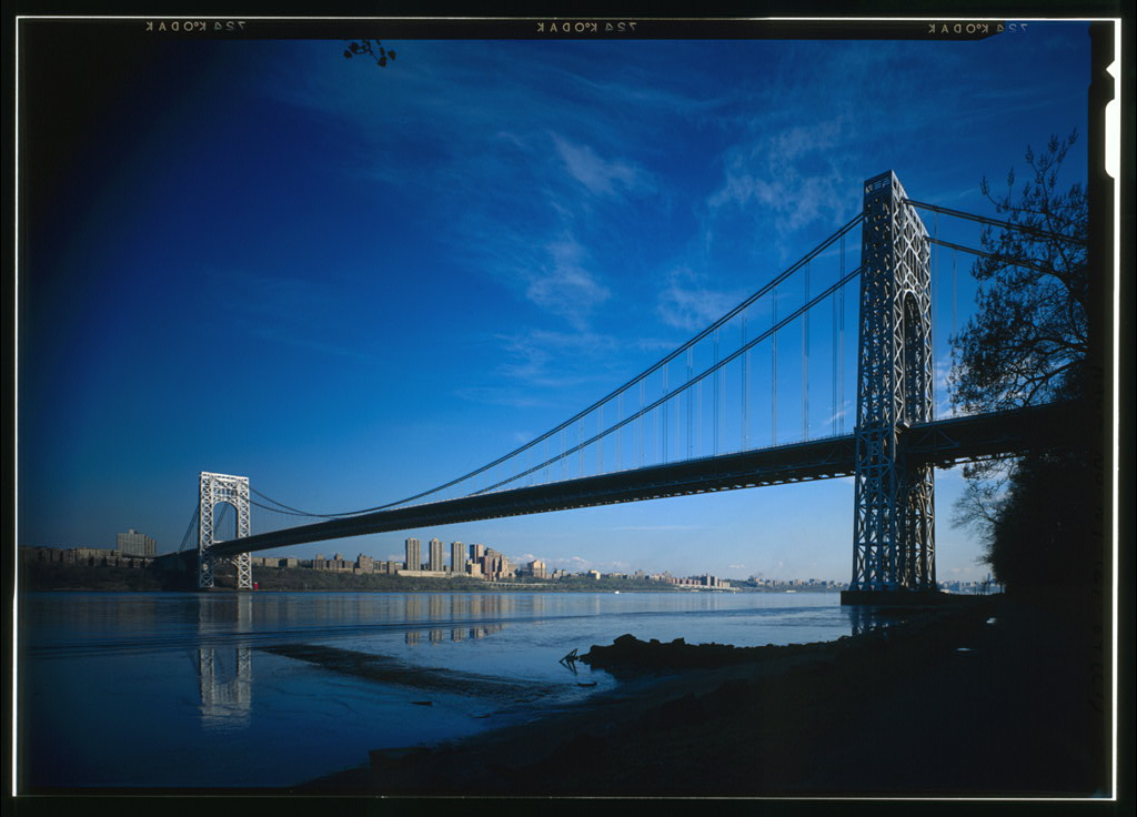 is the george washington bridge a work of art
