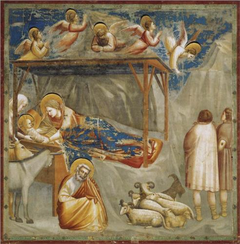 Two Christmas Stories An Analysis Of New Testament Narratives Oupblog
