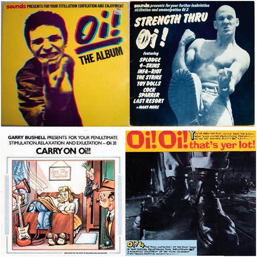 The Oi! movement and British punk | OUPblog