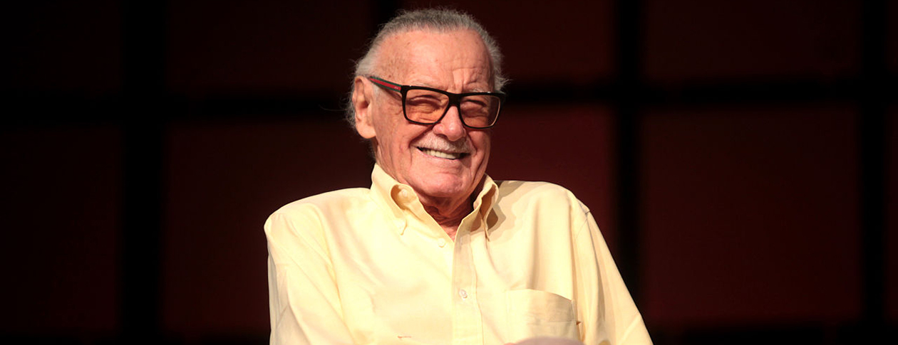 Stan Lee On What Is A Superhero Oupblog