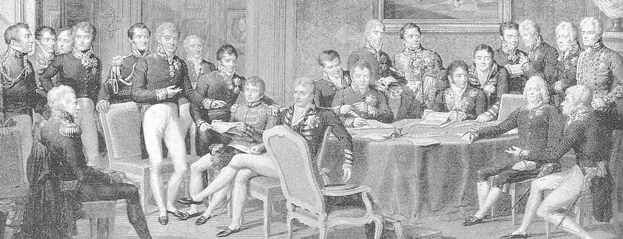 Bicentenary Of Congress Of Vienna 1814 1815 Oupblog