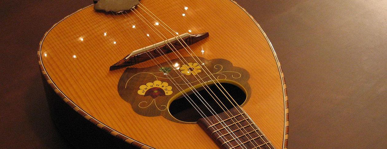 My Mandolin & I   OUPblog