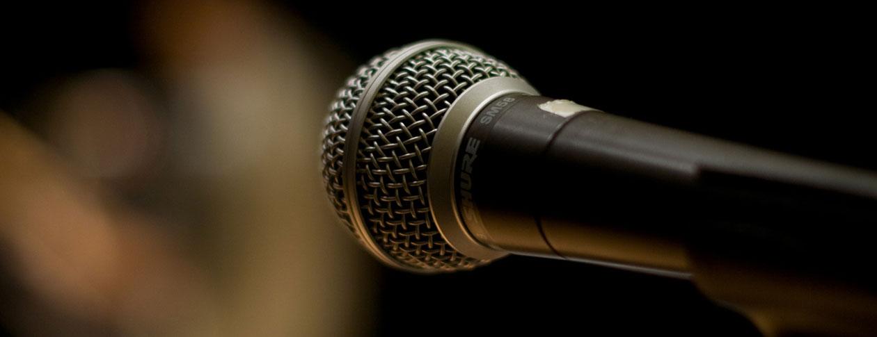 Singing microphone tumblr