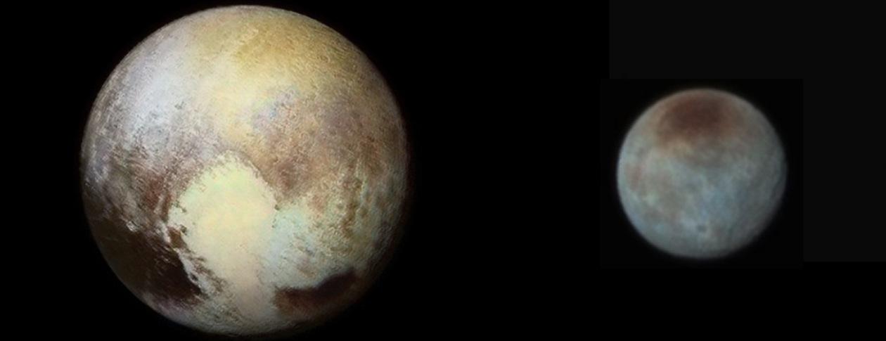 Charon Moon: Pluto And Charon At Last!