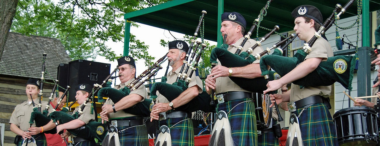 Ten fun facts about the bagpipes | OUPblog