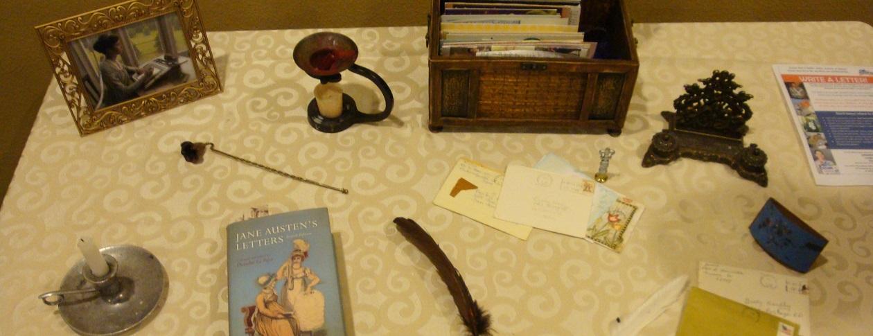 Birthday letters from Jane Austen
