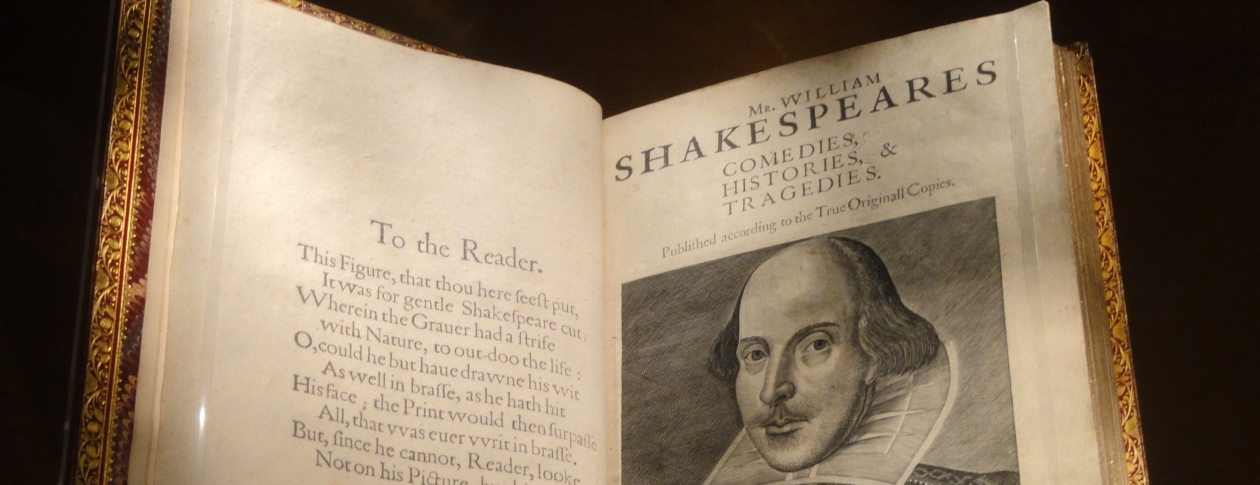 Copies of Shakespeare's First Folio around the world [map ...