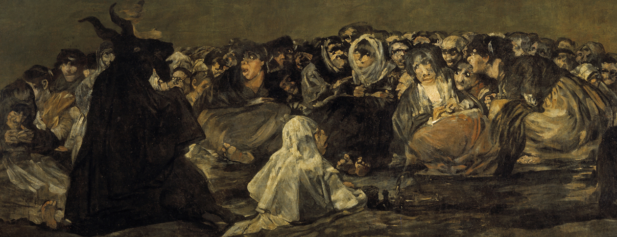 Francisco Goyas Deafness OUPblog - Francisco goya paintings