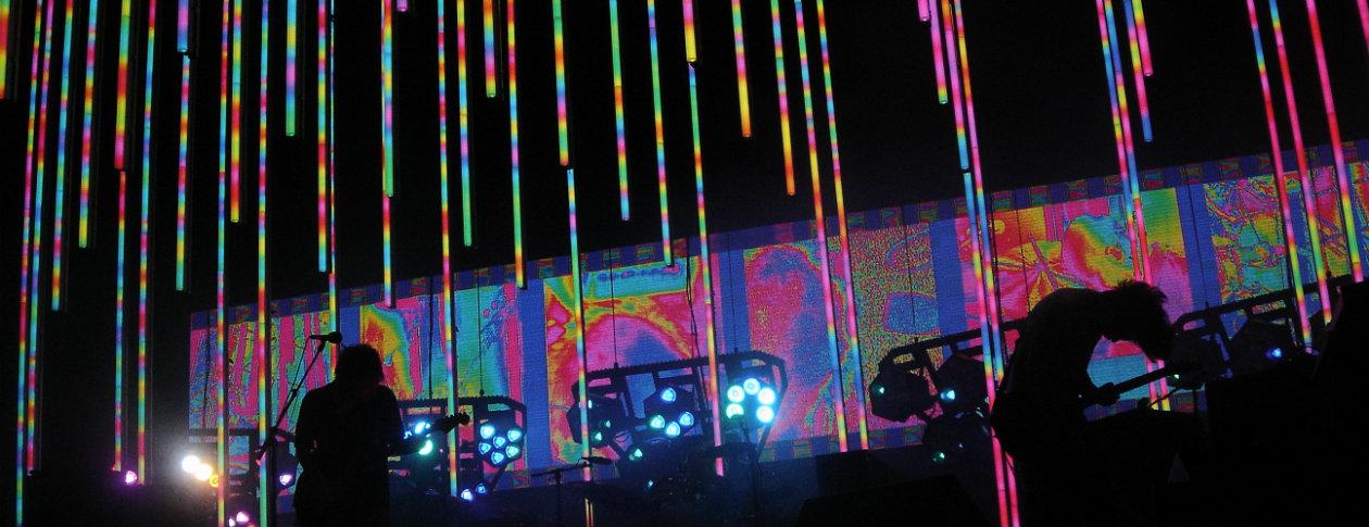 Radioheads A Moon Shaped Pool Xl 2016 Reflecting Looking