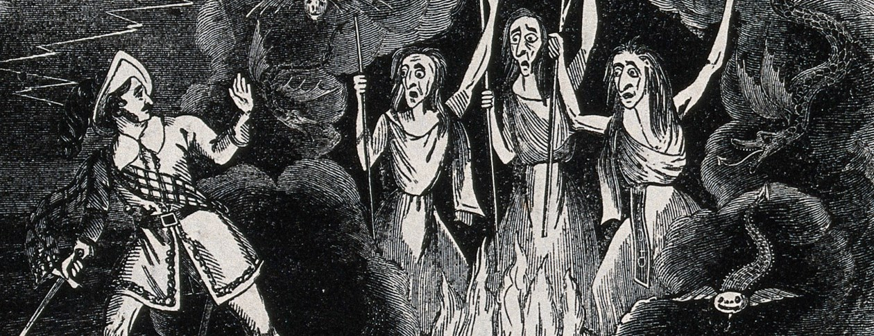 Shakespeare: living in a world of witches | OUPblog