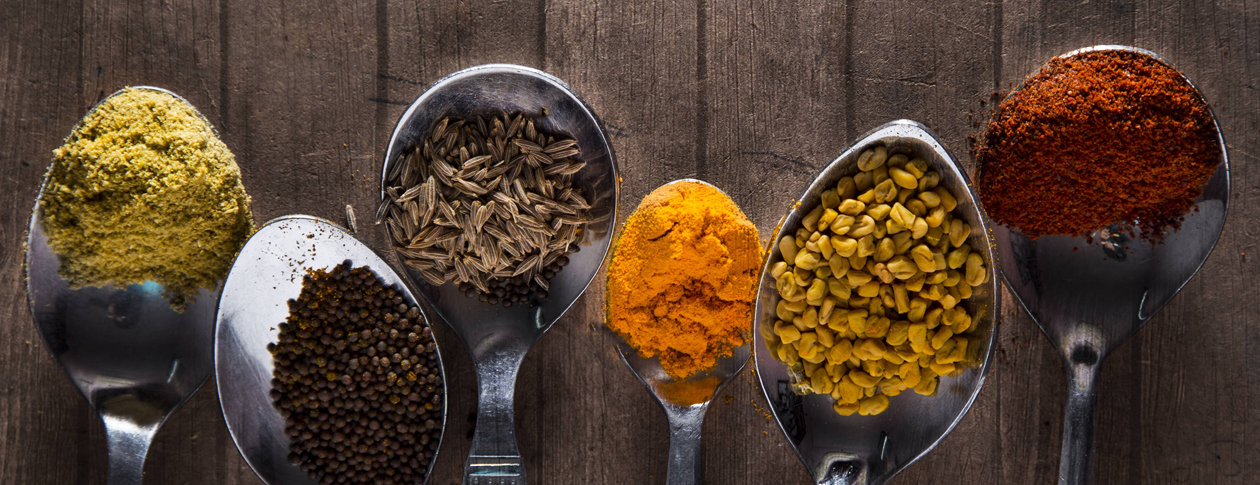 history of spices