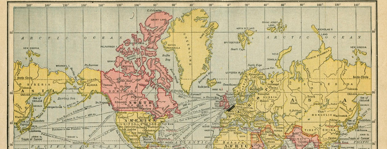 How has map reading changed since the 1600s? | OUPblog