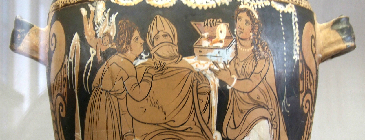 How much do you know about ancient Greek and Roman marriages   4222d264488