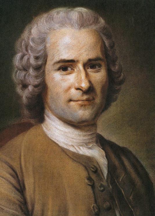 Jean-Jacques-Rousseau-portrait