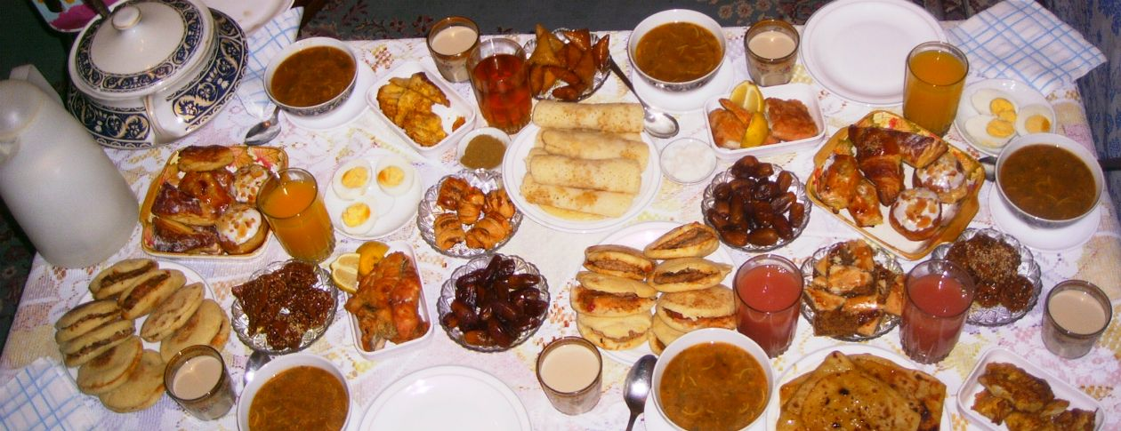 How Well Do You Know The Foods Of Ramadan Quiz Oupblog
