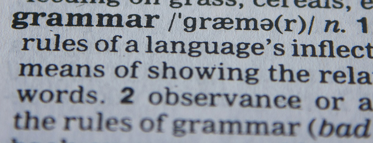breaking the rules of grammar oupblog