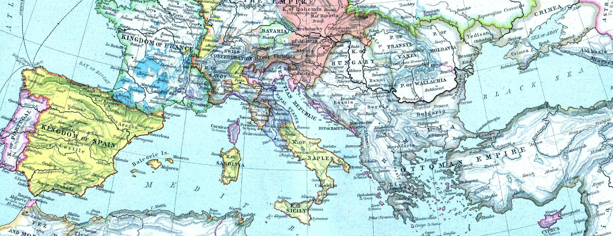 The Reformation Religious Map Of Europe C 1600 Answer Key.Mapping Reformation Europe Oupblog