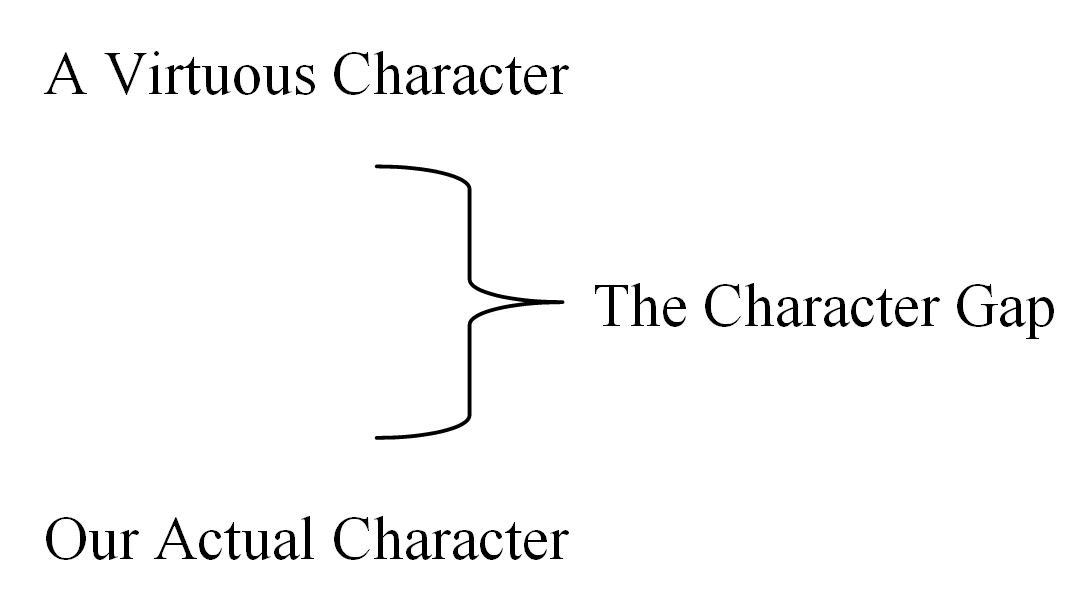 Some of the mysteries of good character