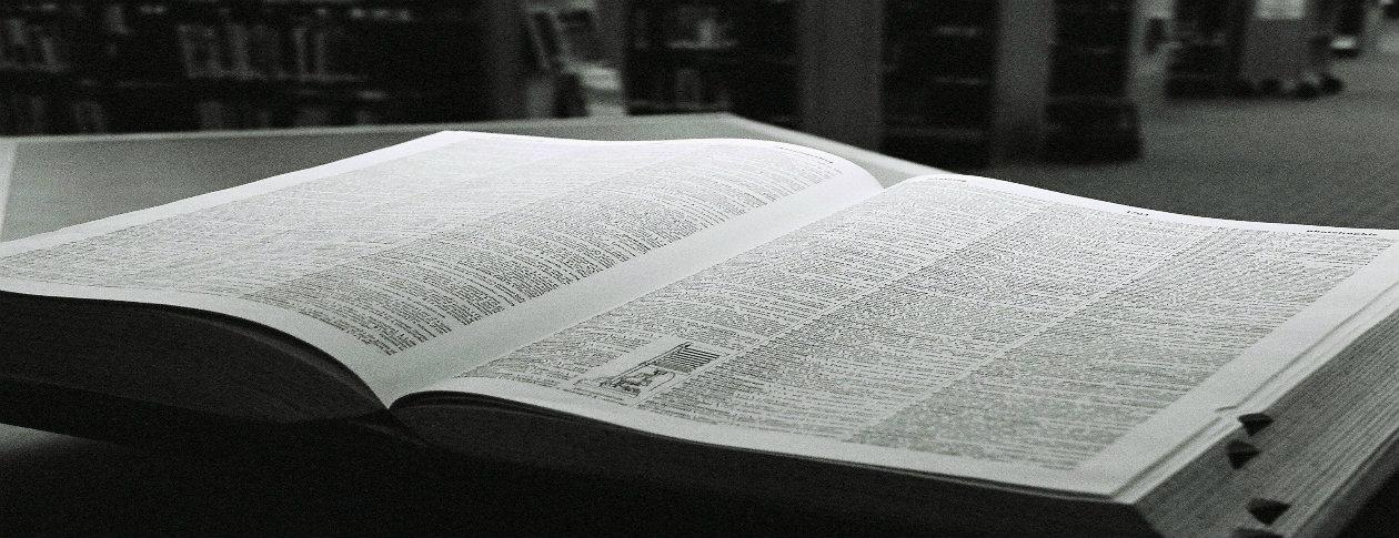 Beware The Thesaurus Oupblog