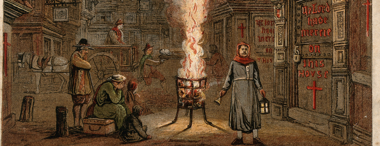 How did the plague impact health regulation? | OUPblog