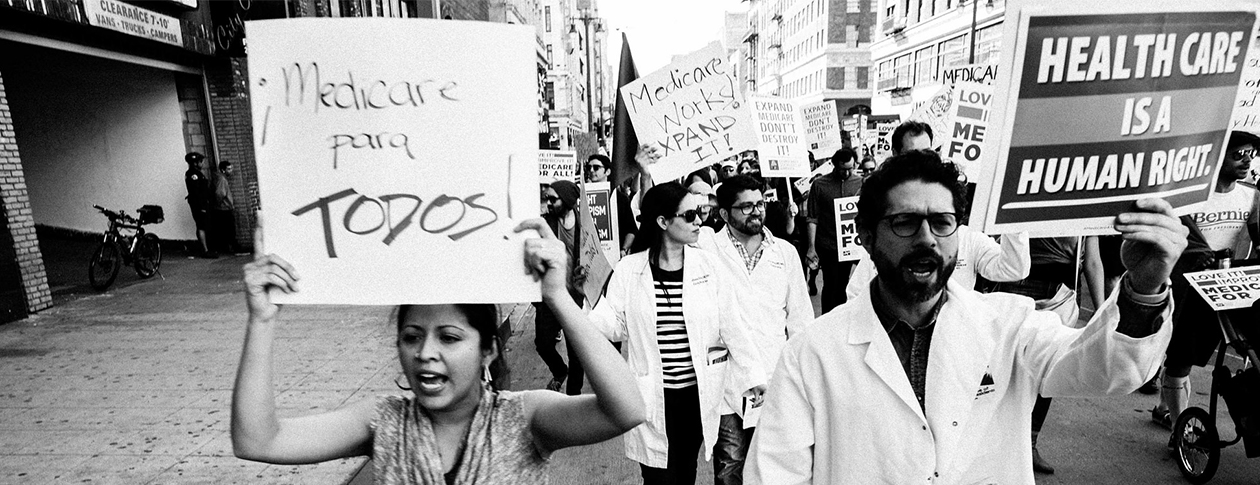 Global health as a social movement: Q&A with Dr. Joia Mukherjee | OUPblog