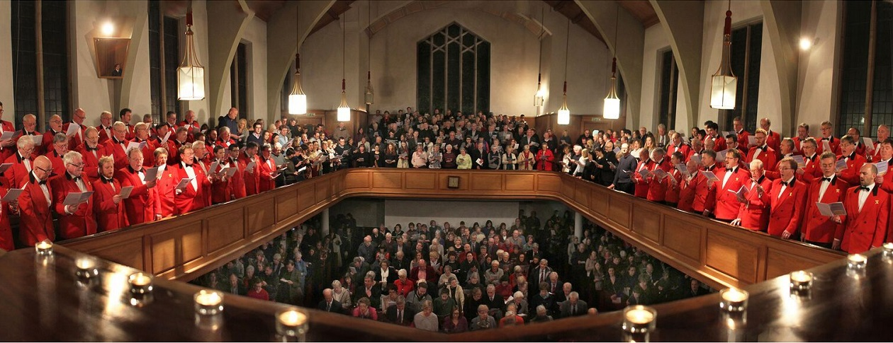 Securing the future of the Male Voice Choir | OUPblog
