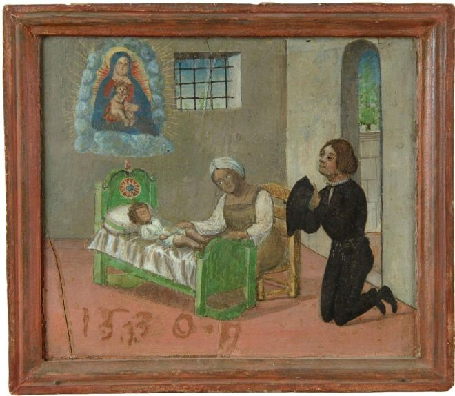 Danger, devotion, and domestic life in Renaissance Italy