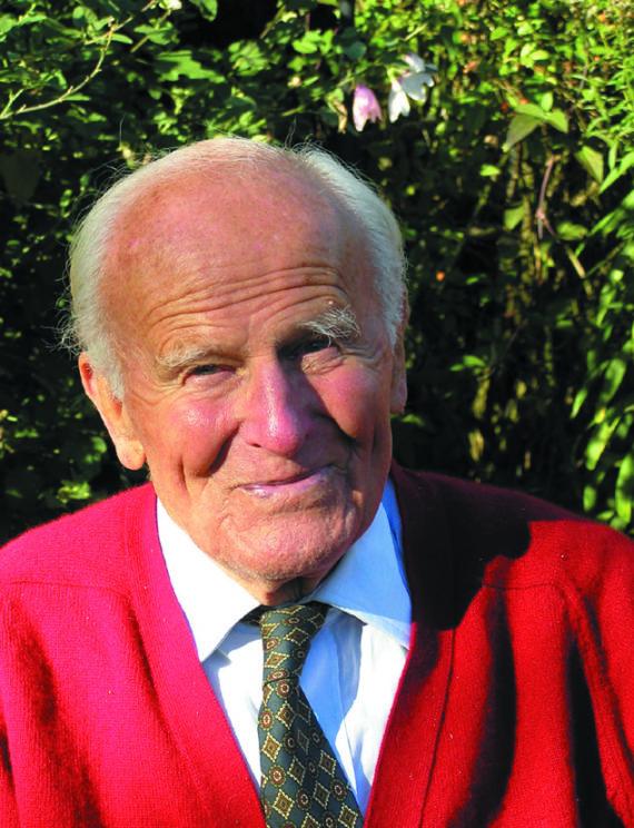 Bob Chilcott shares his memories of Sir David Willcocks