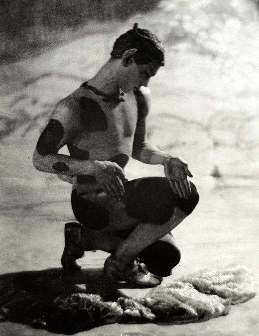 Schizophrenia and ballet dancer Vaslav Nijinsky