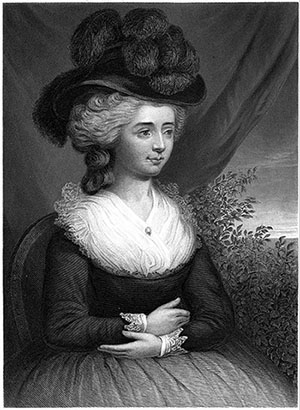 Fanny Burney in her own words
