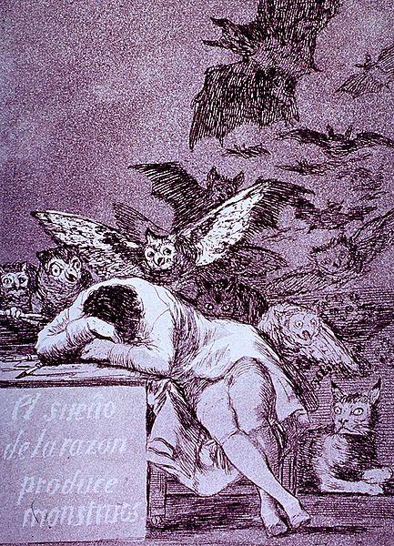 Perchance to dream? Part 1