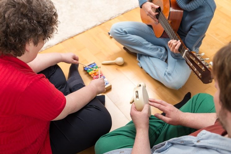 Warning: music therapy comes with risks
