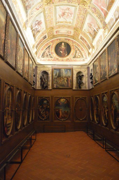 Rediscovering Francesco de' Medici's private Renaissance room