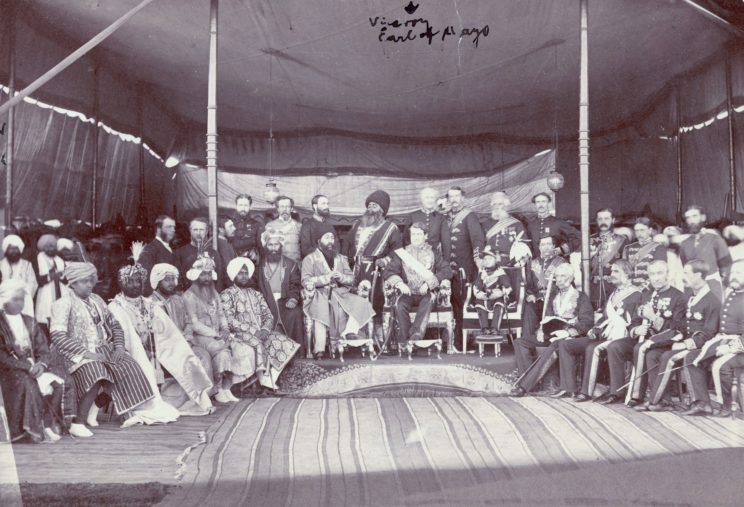 How boring was life in the British Empire?