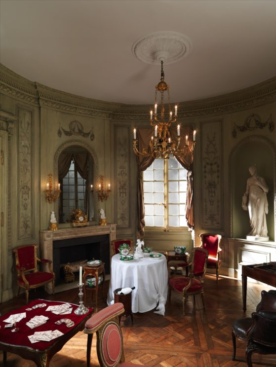 Reconsidering the period room as a museum-made object