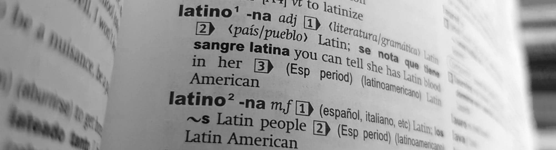 The truth about Latinx