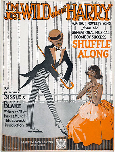 10 little-known facts about Sissle and Blake's Shuffle Along