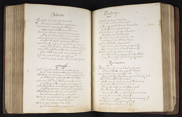 Finding the Melford Hall Manuscript