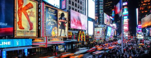 Seven new books on musical theater: from Hamilton to Oklahoma! [reading list]