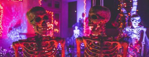 """Spooky Halloween: the origin of """"spook"""""""